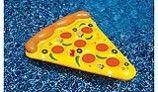 Swimline Inflatable Pool Pizza Slice Pool Float | 90645