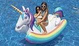 Swimline Unicorn Rocker Lounger | 90587