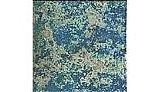 Cepac Tile Antique Polar Star Series | Rustic Blue Field | PS-2F