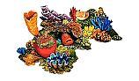 Porcelain Mosaic Coral | Reef Scene C | PORC-CR30C