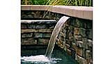"Custom Cascades 12"" Waterfall Extended Lip Gray | 3000-12"