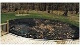 24' Round Above Ground Pool Leaf Guard | LN27A
