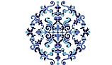"""Artistry In Mosaics Masterpiece Medallion Mosaic   42"""" x 42""""   MMAMCOOL"""