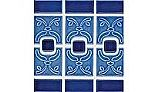 National Pool Tile Luciana Series Pool Tile | Electric Blue | LC-4141