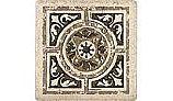 National Pool Tile Catania 6x6 Series | Sand / Tan Deco | CATTAN DECO