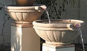Water Scuppers and Bowls - Fountains & Spill Bowls