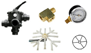 Waterco Filter Parts