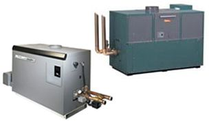 Commercial Heaters & Boilers