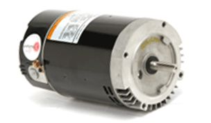 Keyed Shaft 56 Round Frame Motors