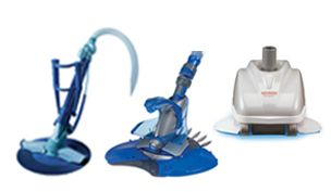 Inground Suction Cleaners