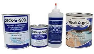 Joint Sealant & Sealers