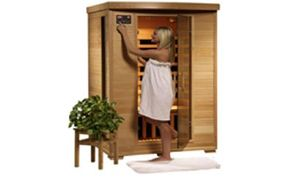 2 Person Infrared Saunas