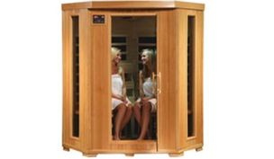 4+ Person Infrared Sauna