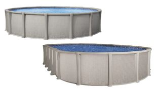 Hard Sided Above Ground Pools