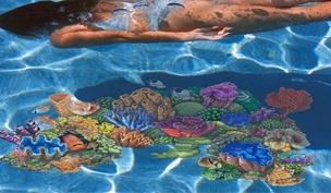 Mosaics - Porcelain Mosaic Tiles