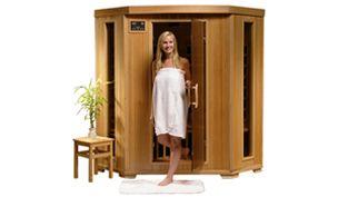 HeatWave Hemlock Saunas
