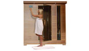 HeatWave Cedar Saunas