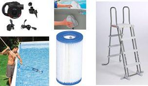 Filters, Lights, Maintenance Kits, Ladders, Air Pumps