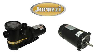 Jacuzzi Pump Motors