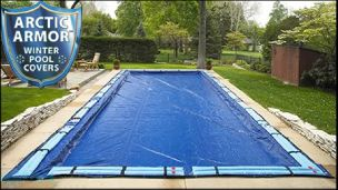 Winter Covers for Inground Pools