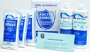 Winterizing Pool Chemicals