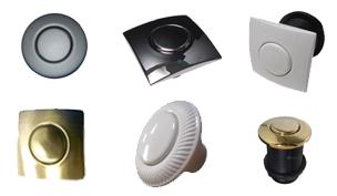 Len Gordon Air Buttons
