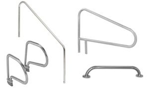 Hand Rails - Stainless Steel