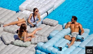 Modul'Air Inflatable Floats & Furniture