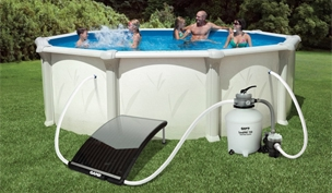 GAME Solar Heaters