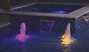 LED Light Bubblers