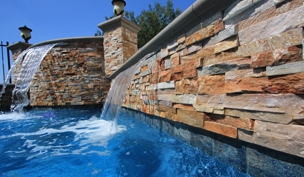 6x6 Solid and Textured Pool Tiles