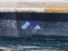 Deco Accent Pool Tiles