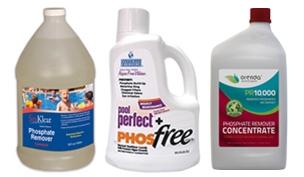 Phosphate Removing Chemicals & Testers