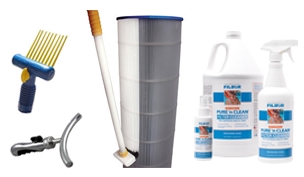 Filter Cleaning Accessories