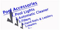Must Have Accessories For Your New Pool