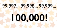 The Countdown To Our 100,000th Order Begins!